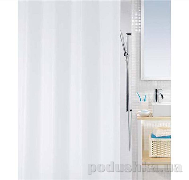 Шторка для ванной Spirella bio lbl pvc
