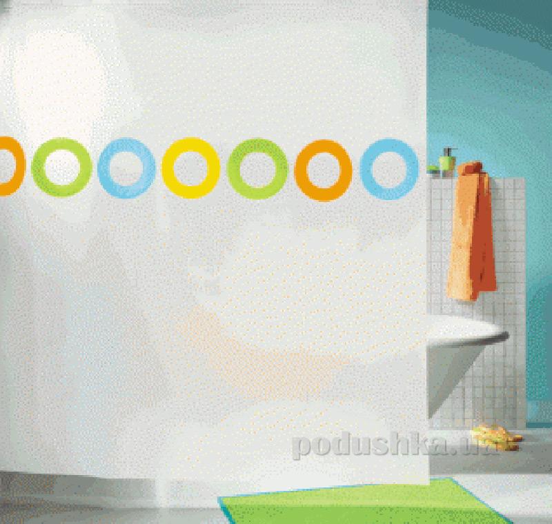 Шторка для ванной Spirella Circle peva