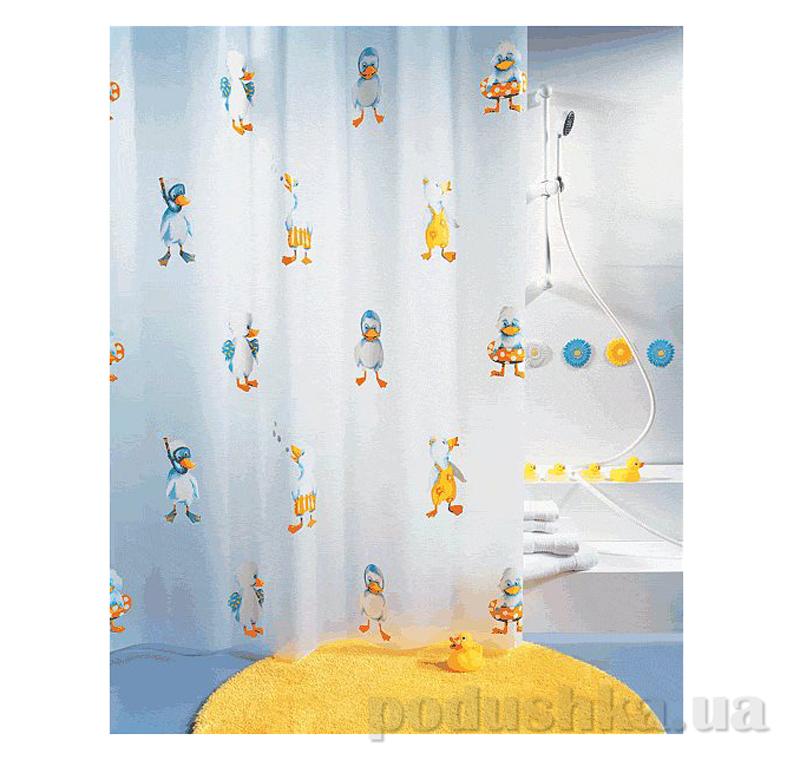 Шторка для ванной Spirella Ducky pvc