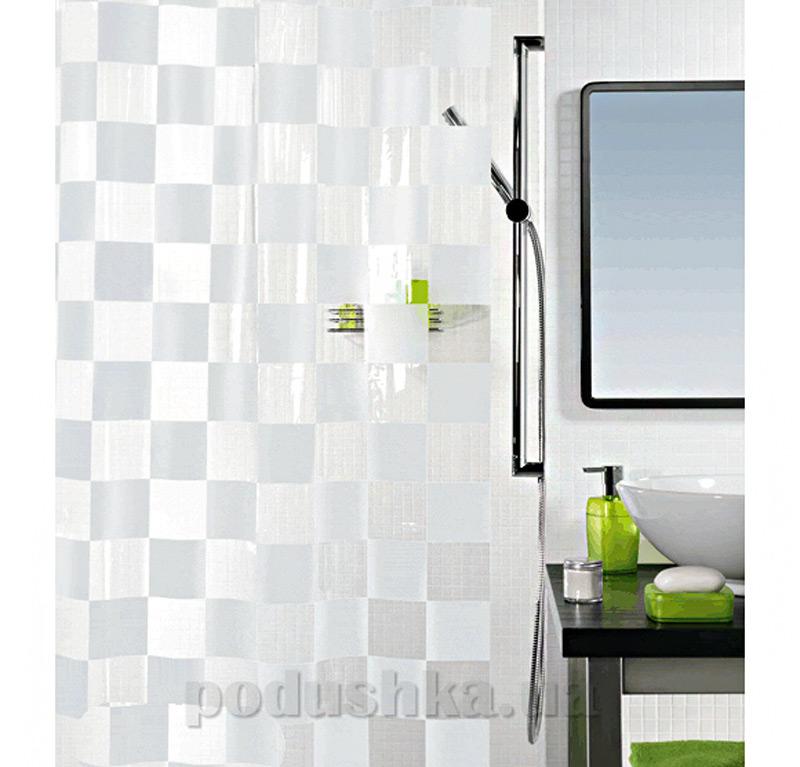 Шторка для ванной Spirella Matto pvc
