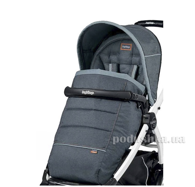Сиденье для коляски Pop-Up Blue Denim Peg-Perego ISPV300062DF51DB51