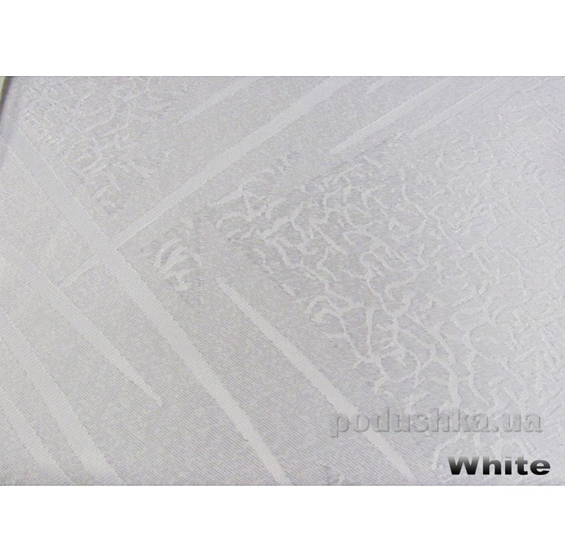 Скатерть Athene Arya 1550105 белая