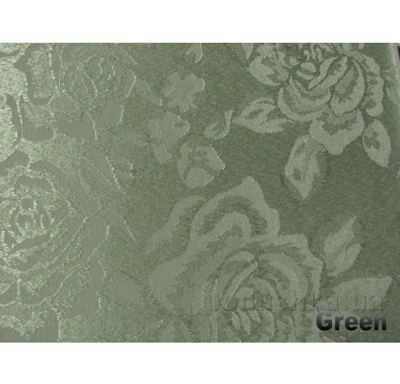 Скатерть Duchess Arya 1550106 зеленая