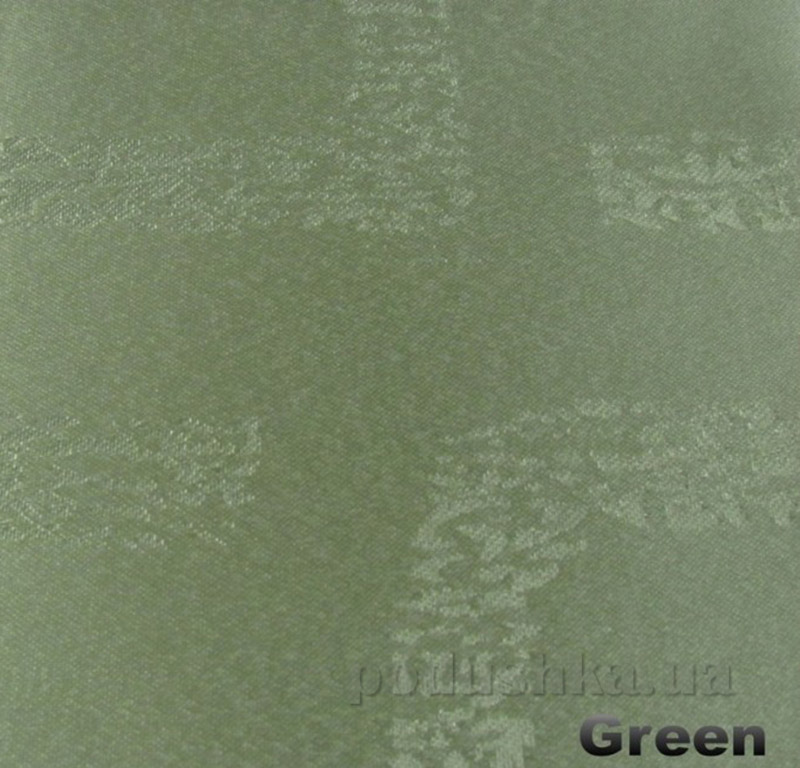 Скатерть Sophia Arya 1550103 зеленая