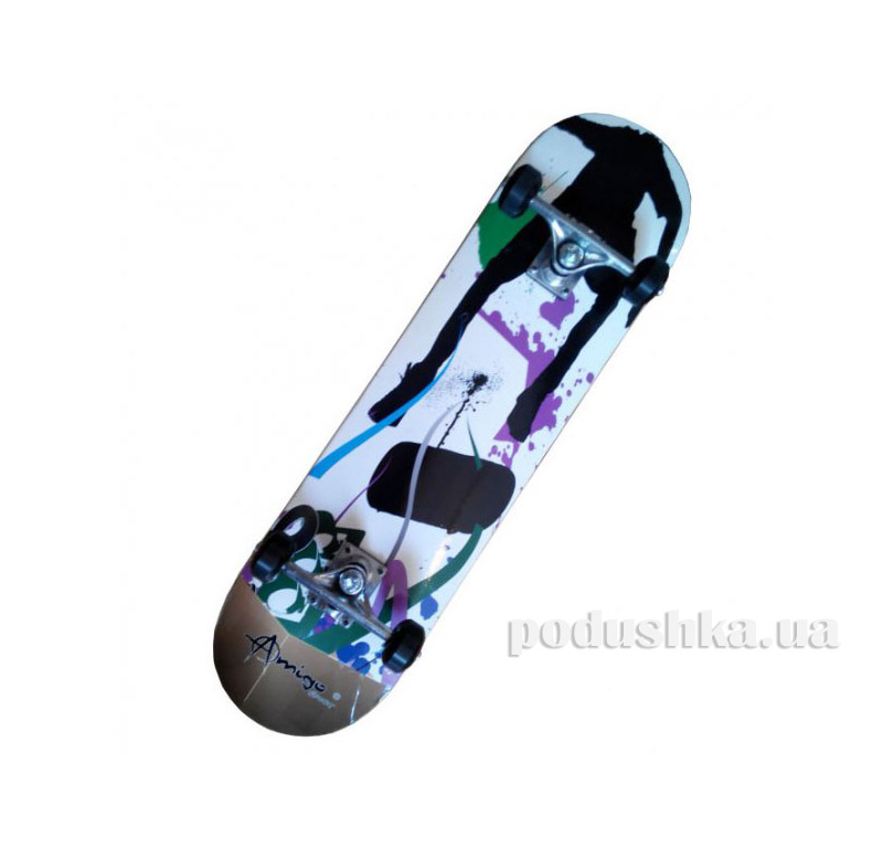 Скейт Amigo Grinder Тень
