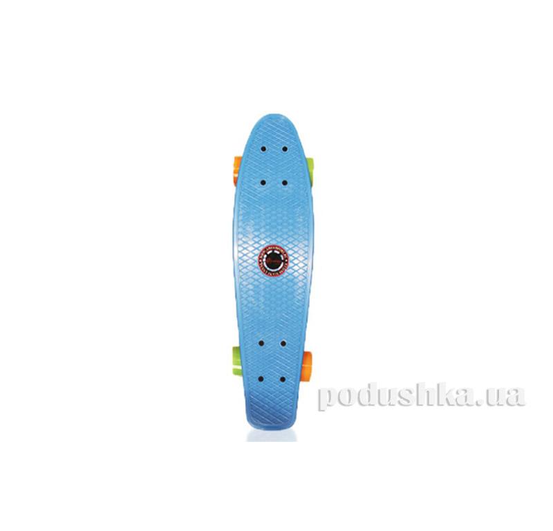 Скейт Amigo Penny Board 22 Голубой