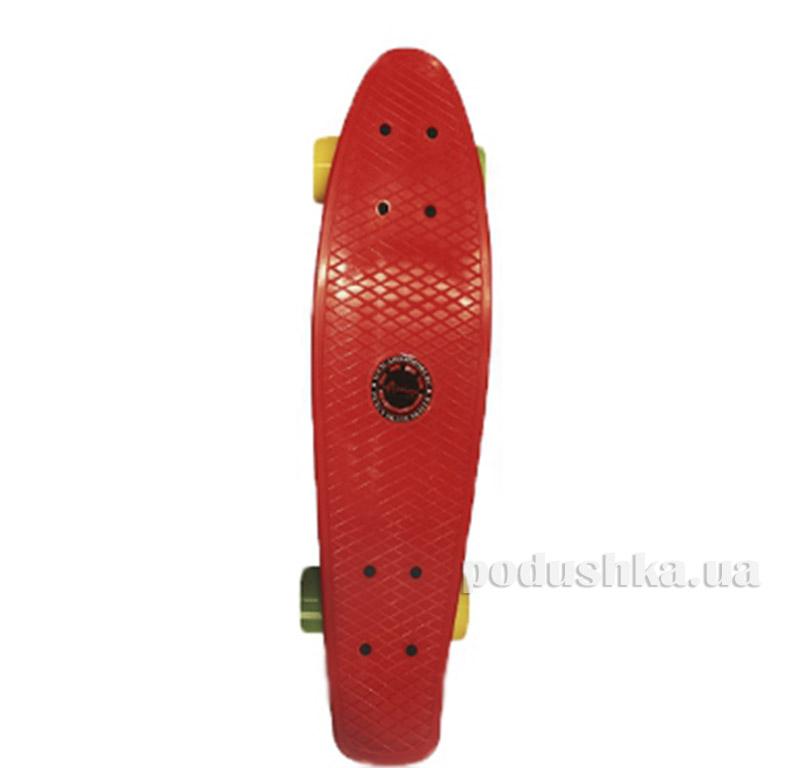 Скейт Amigo Penny Board 22 Красный