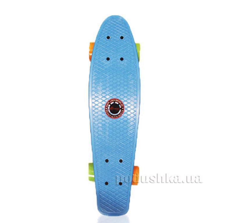 Скейт Amigo Penny Board 28 Голубой