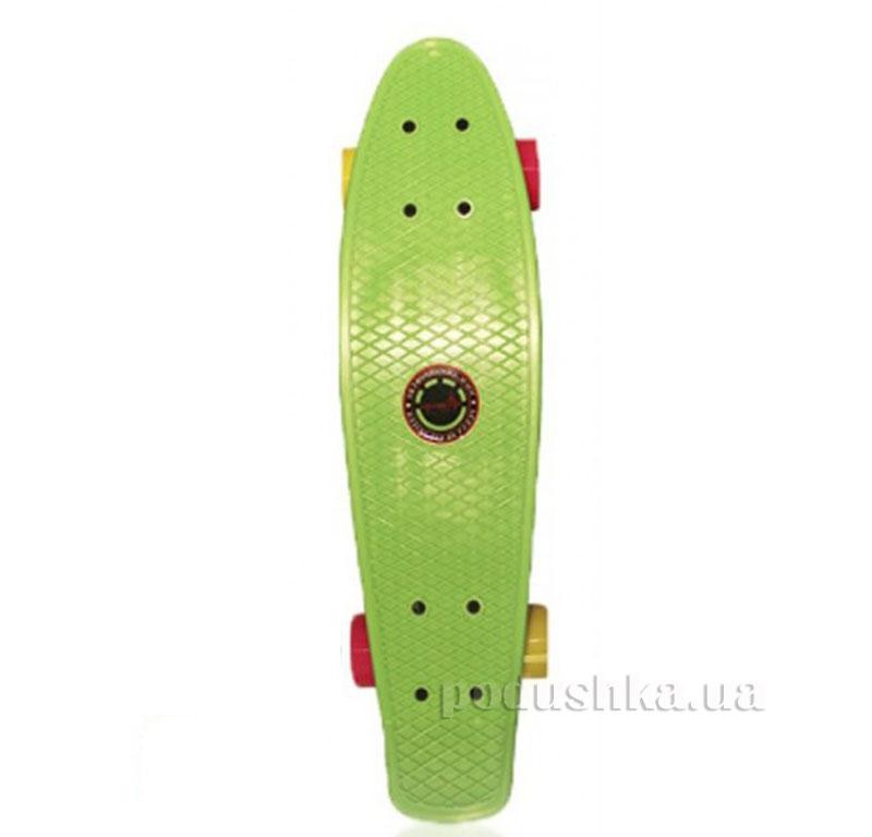 Скейт Amigo Penny Board 28 Зеленый