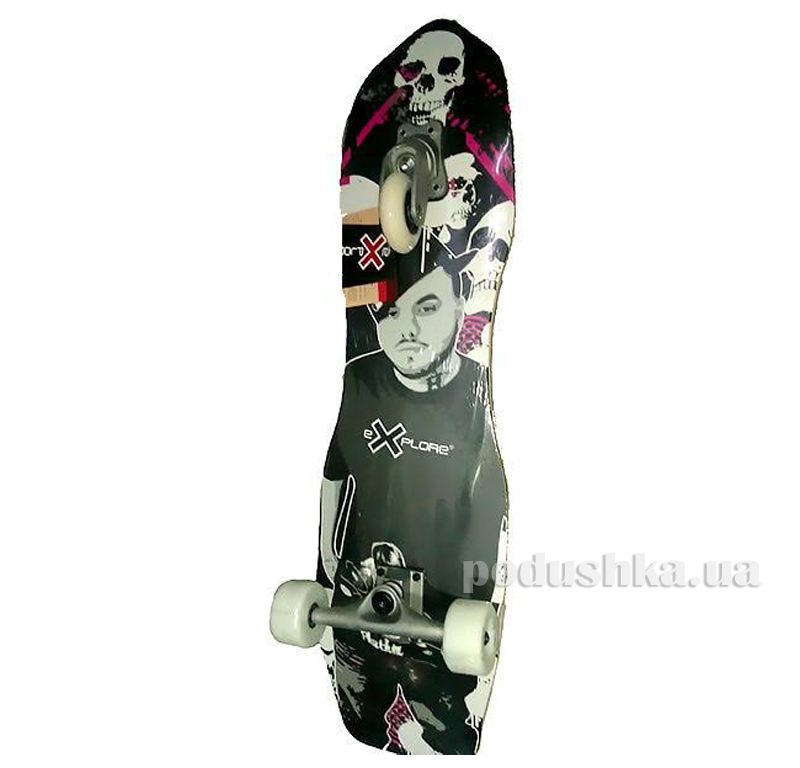 Скейт Explore Crossboard 95657