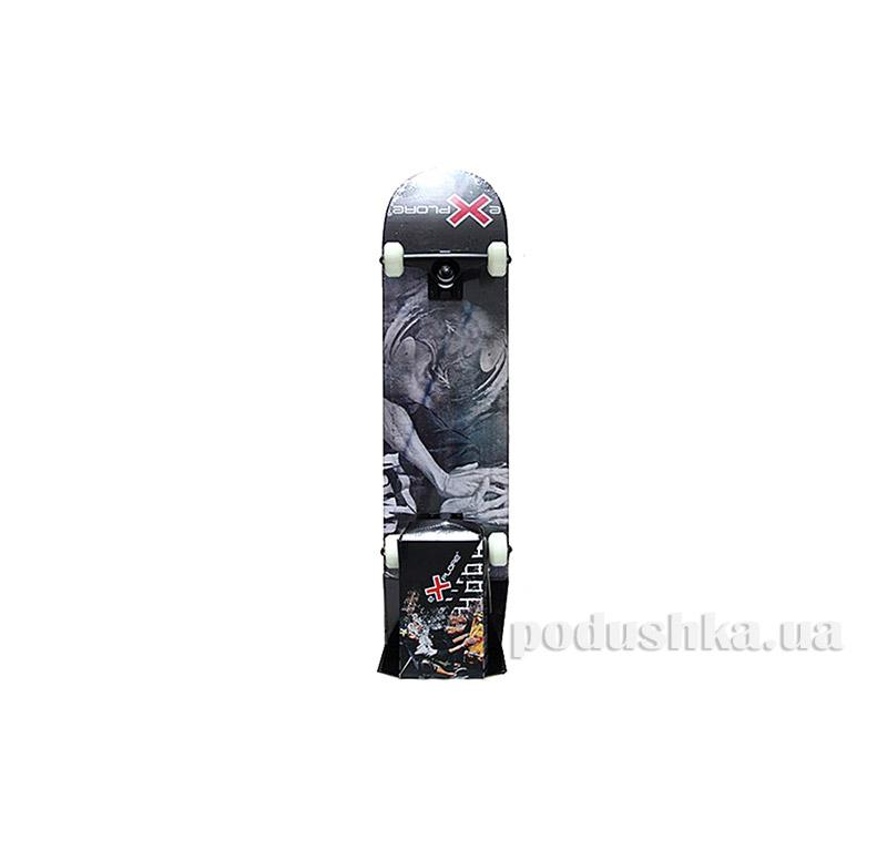 Скейт Explore Proton Серый