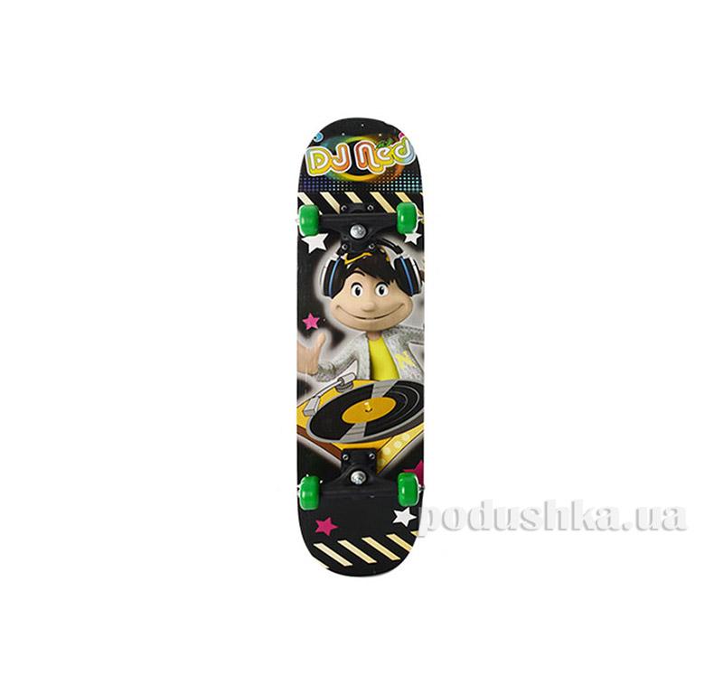 Скейт Profi MS 0322-3 DJ Ned