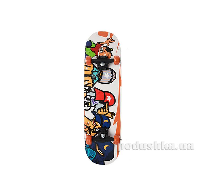 Скейт Profi MS 0322-3 Graffiti