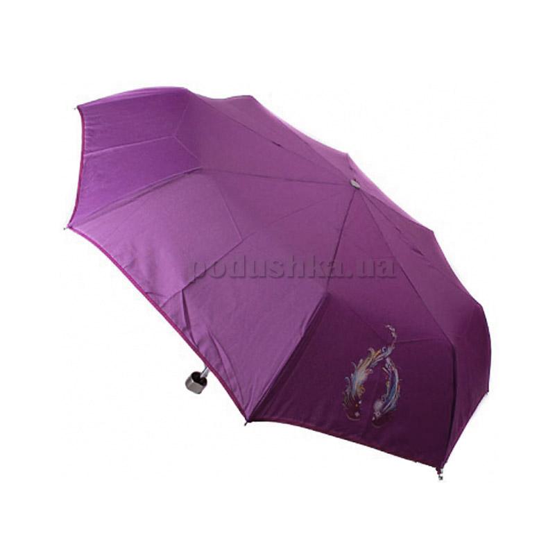 Складной мини-зонт Airton 3512-8087 Лиловый