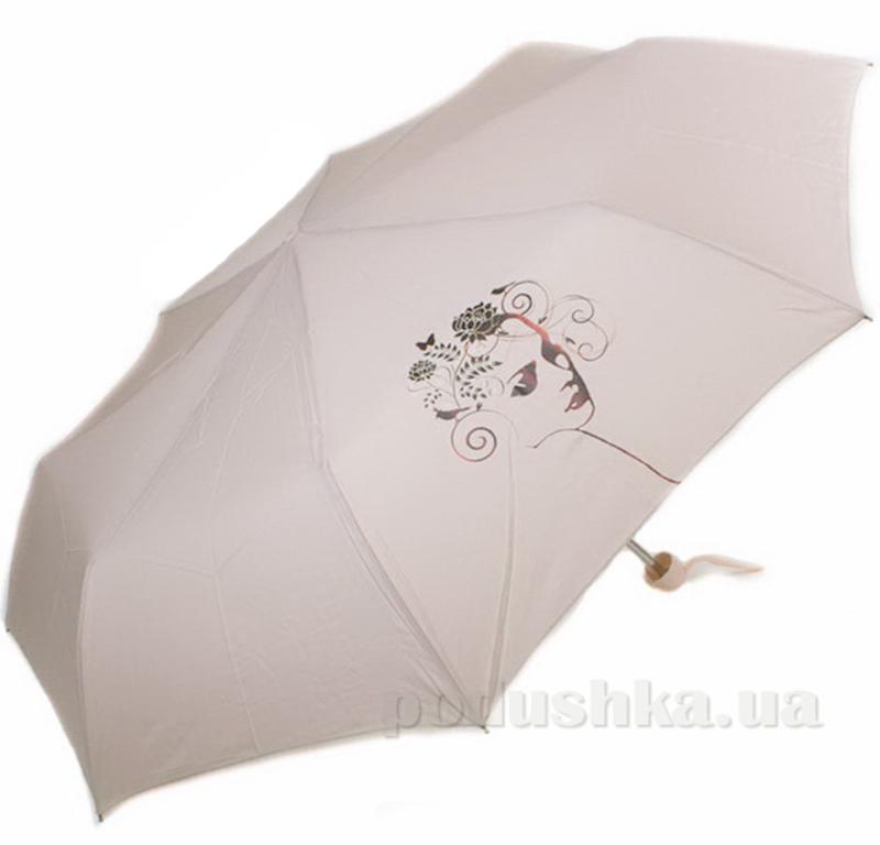 Складной мини-зонт Airton 3517 Девушка