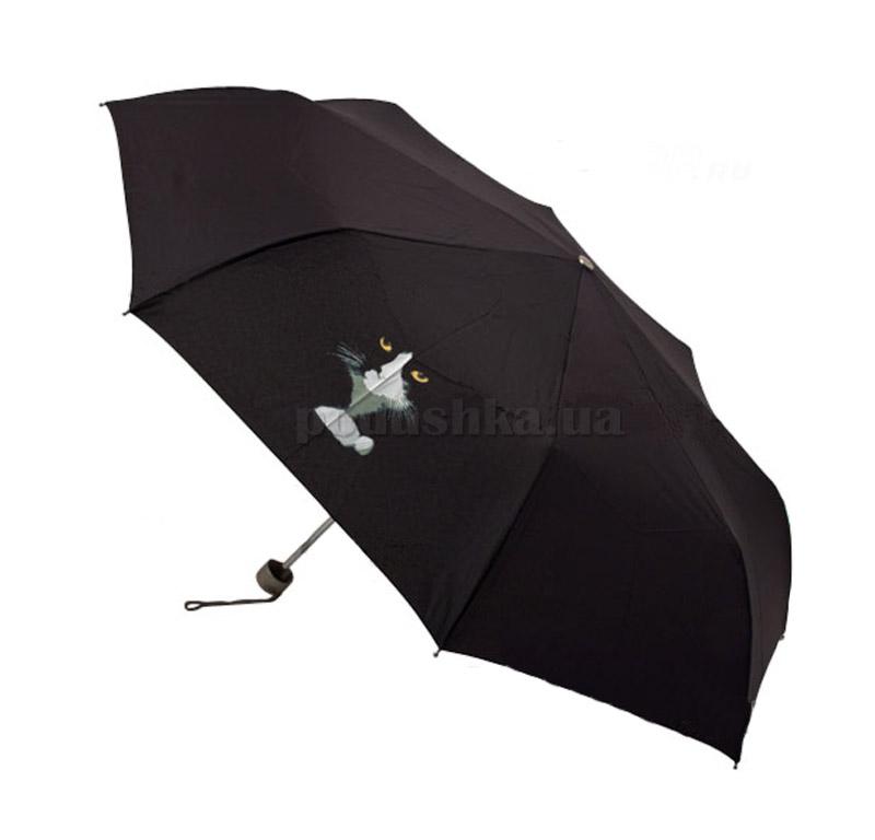 Складной мини-зонт Черный кот Airton 3512-8082