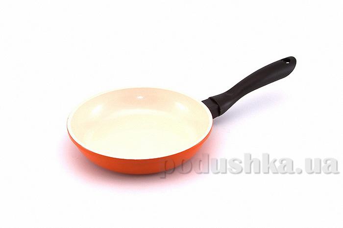 Сковорода оранжевая Gipfel MARVIA 20 см