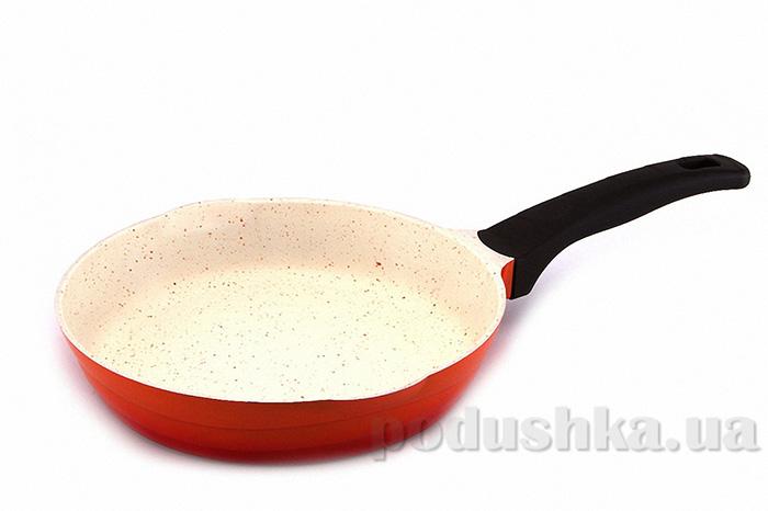 Сковорода оранжевая Gipfel VIENNA 24 см