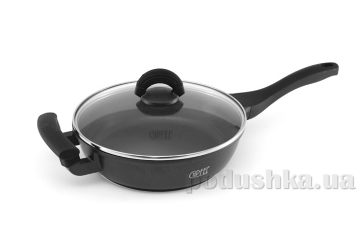Сковорода с крышкой Gipfel INDIGENT 24 см