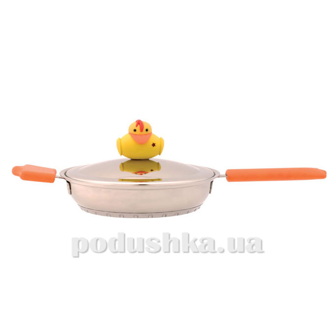 Сковорода Sheriff Duck 1 л Berghoff с крышкой 1100029   BergHOFF
