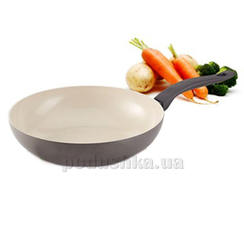 Сковорода Вок TVS Style Ceramica 4L76128/S