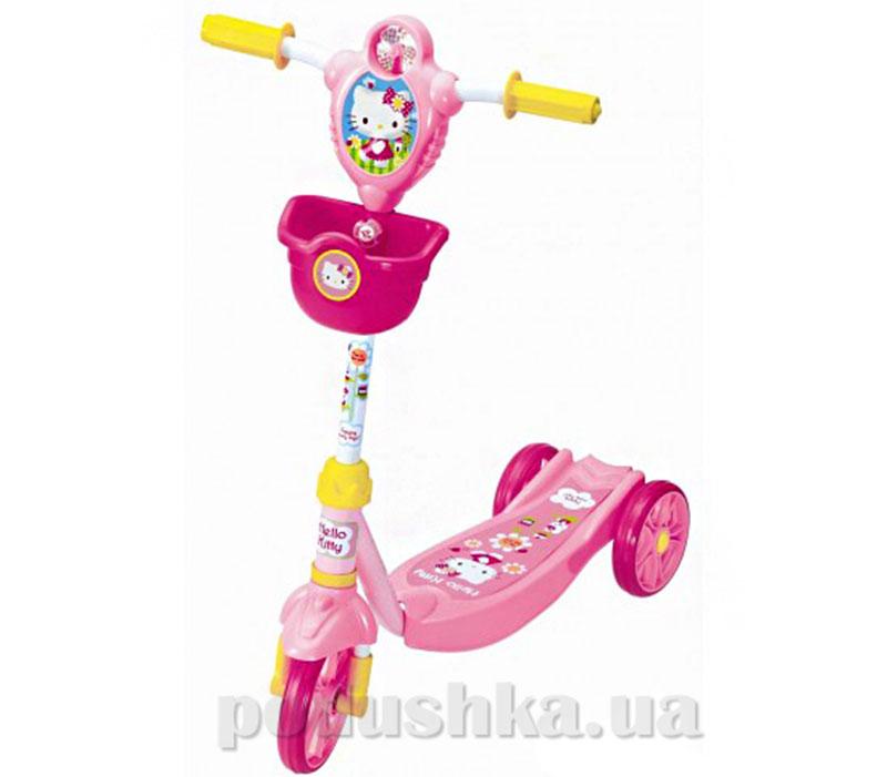 Скутер-самокат Hello Kitty YaYa