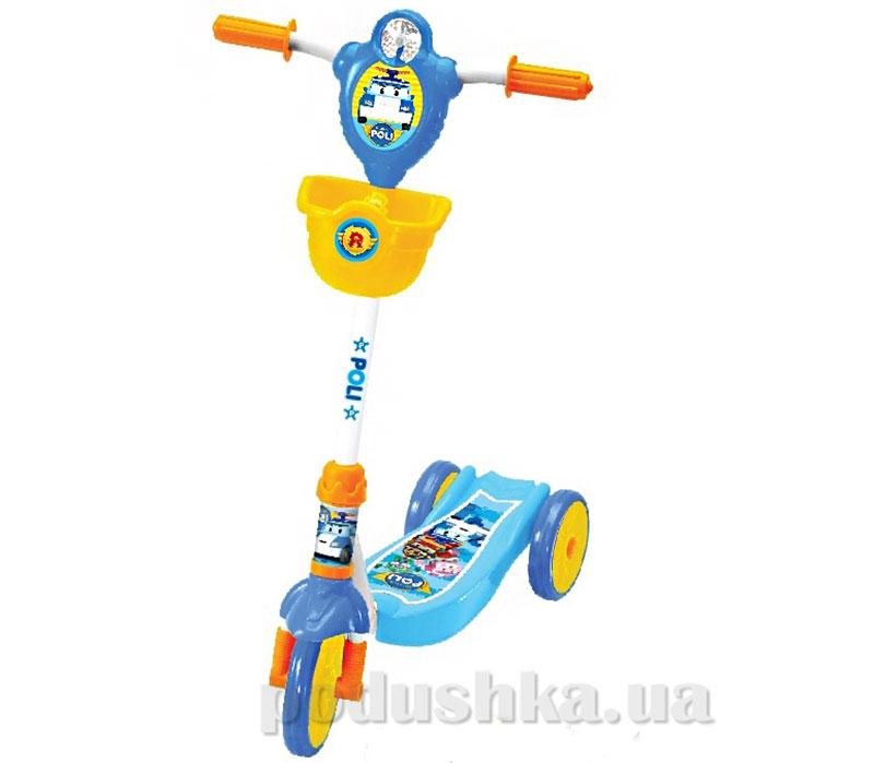 Скутер-самокат YaYa Poly