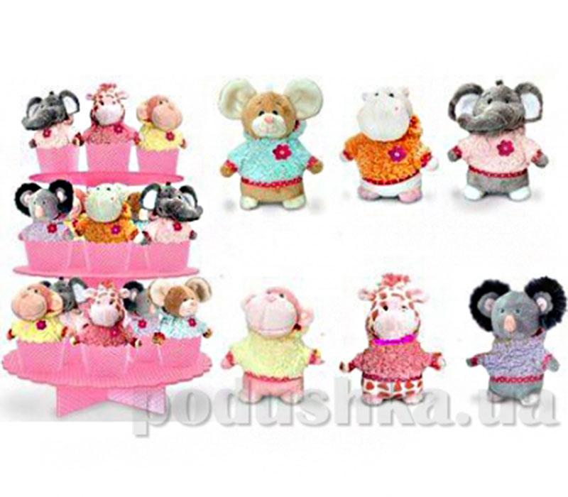 Сладкие зверята Keel Toys