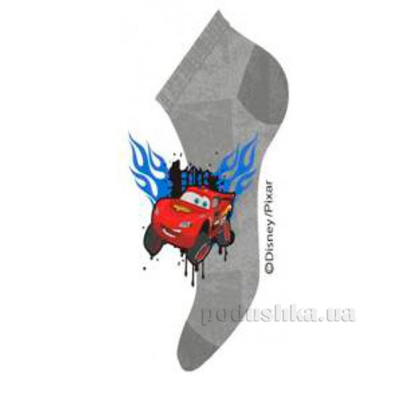 Следки Машинки Кребо 2044-04 серые