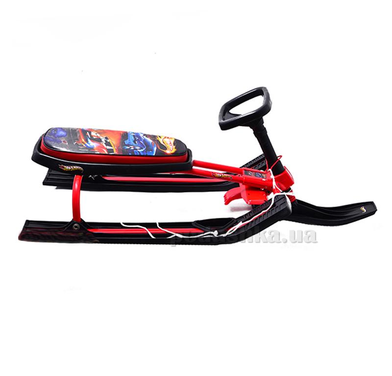 Снегокат Bambi Hot Wheels MS 0890