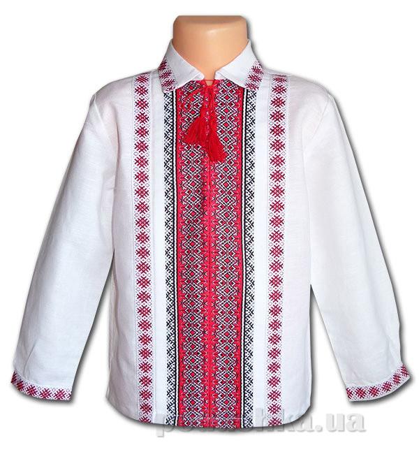 Сорочка вышитая для мальчика Bimbissimi СХ-004