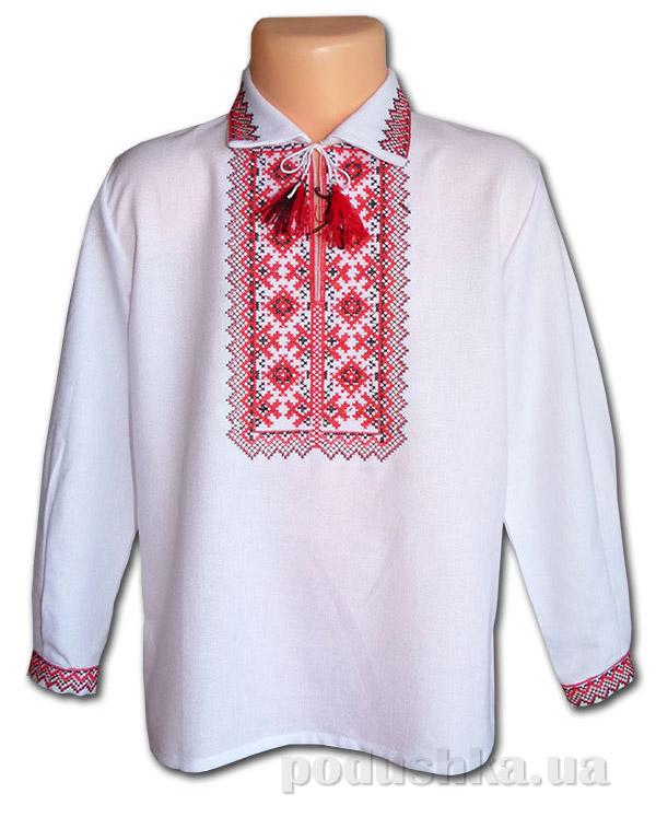 Сорочка вышитая для мальчика Bimbissimi СХ-005