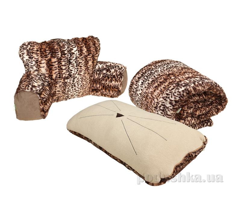 Спальный мешок bq-style Киця c подушкой и Ergo Lounge mini