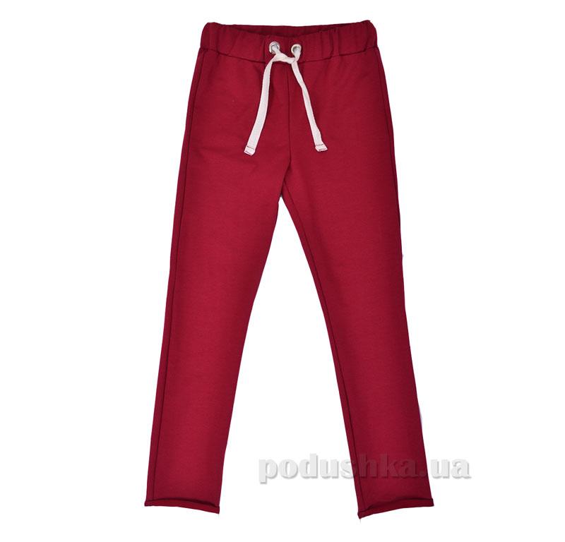Спортивные брюки Flipper Timbo H025421 бордовые