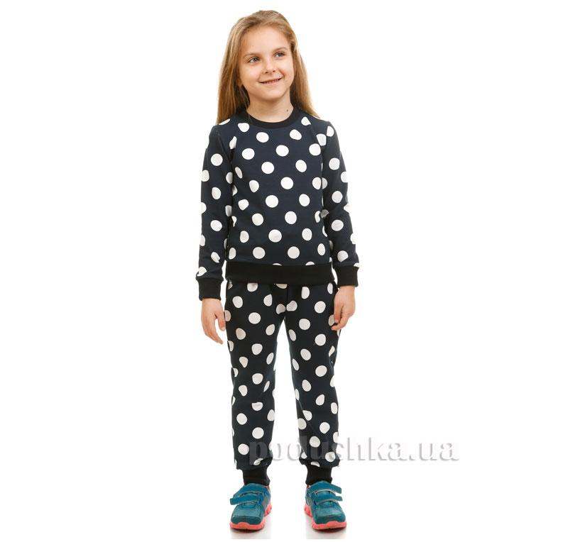 Спортивные брюки Горох Kids Couture синие