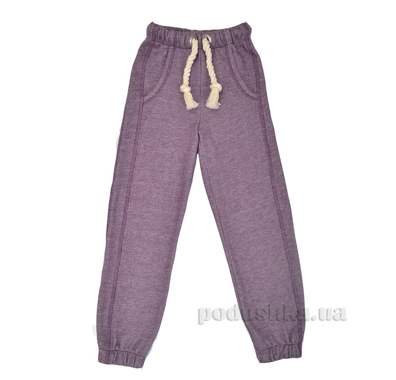 Спортивные брюки Jumper Timbo H025322 фиолетовые