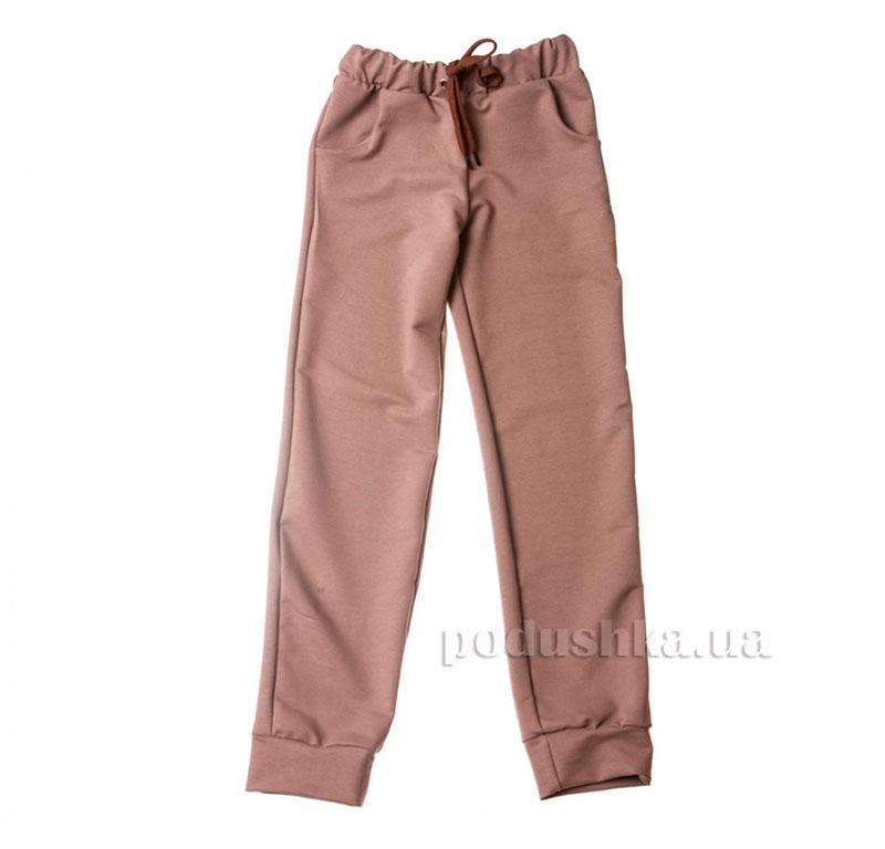 Спортивные брюки Kids Couture кофейные