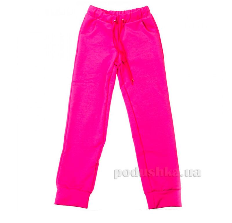 Спортивные брюки Kids Couture малиновые