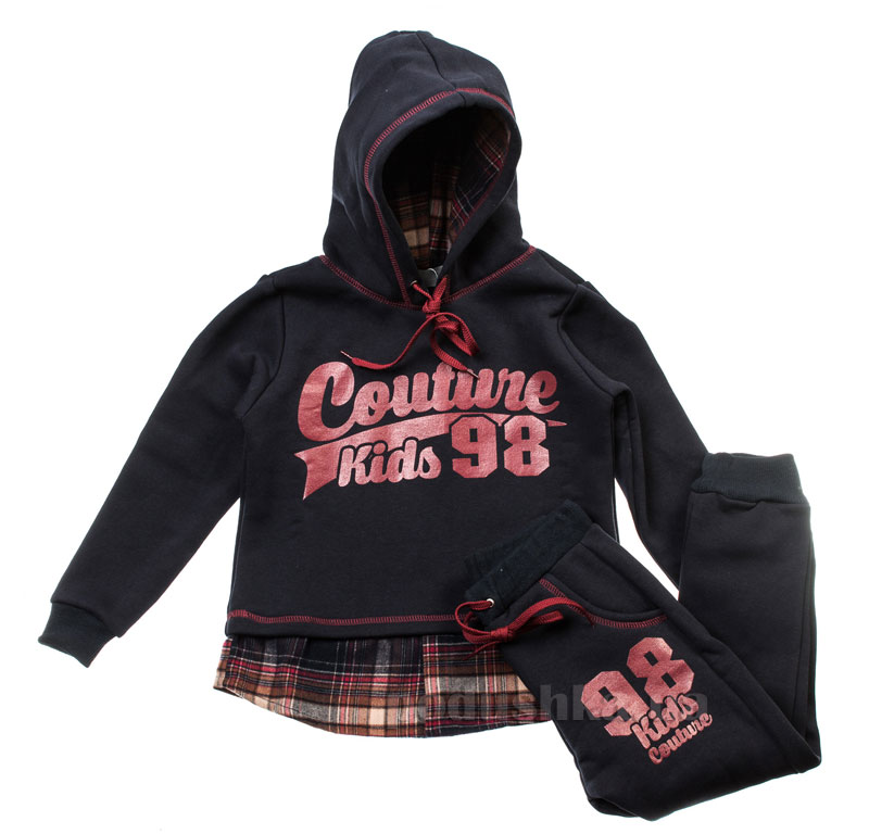 Спортивный костюм 98 Kids Couture 16-18 синий