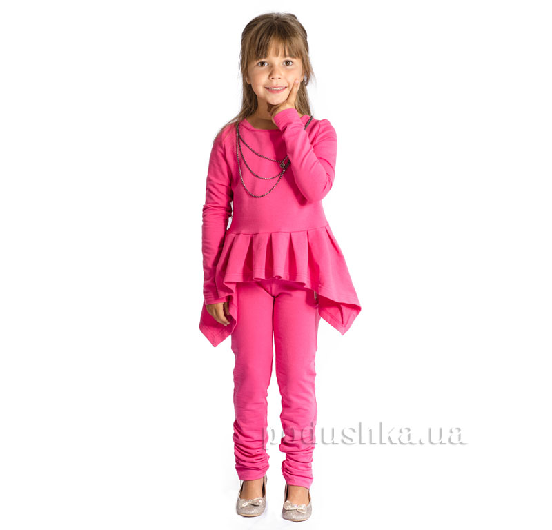 Спортивный костюм Баска Kids Couture малиновый