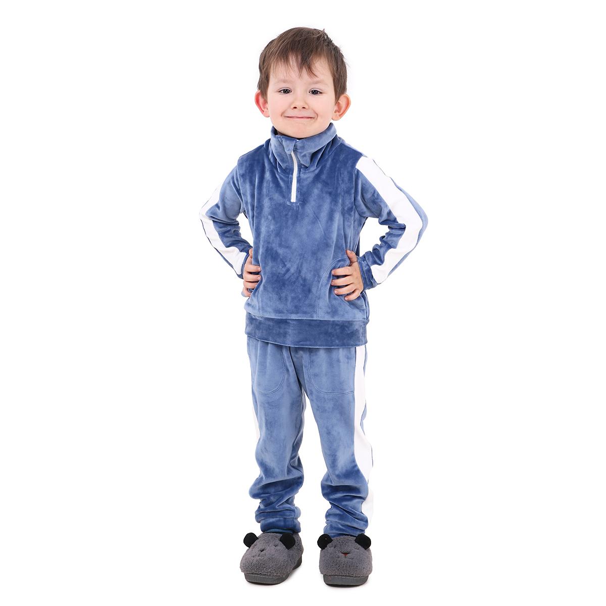 Спортивный костюм детский Timbo Lion K045221 голубой