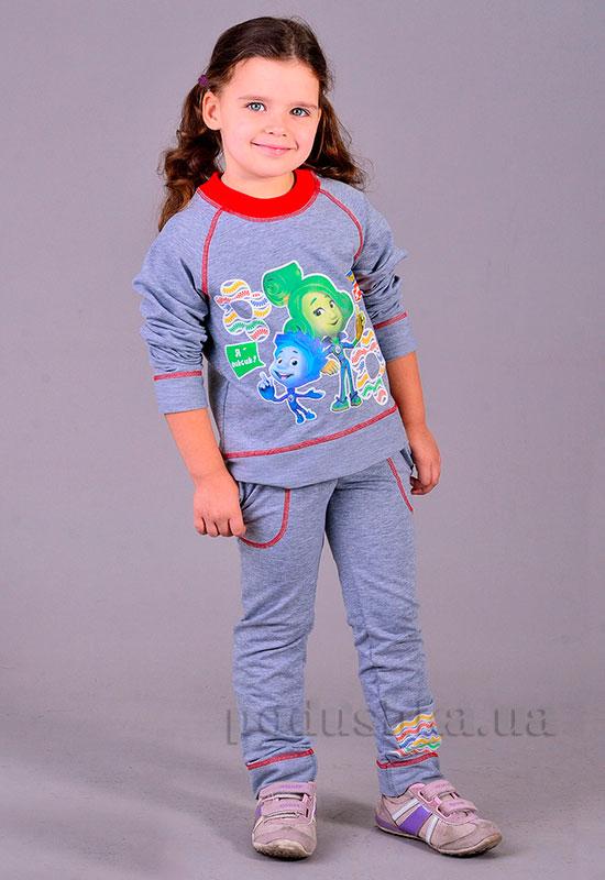 Спортивный костюм для девочки Fixi Sport Zironka 101