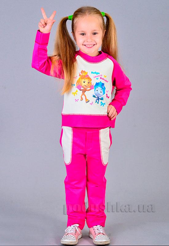 Спортивный костюм для девочки Fixi Sport Zironka 107