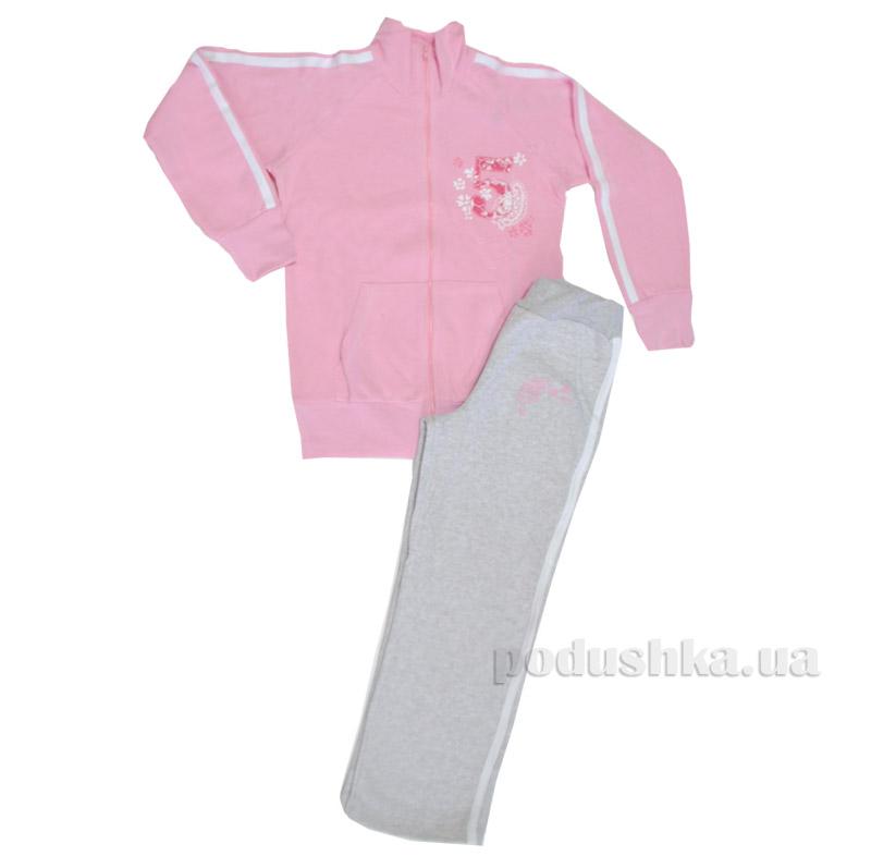 Спортивный костюм для девочки Senti 1103022 розовый