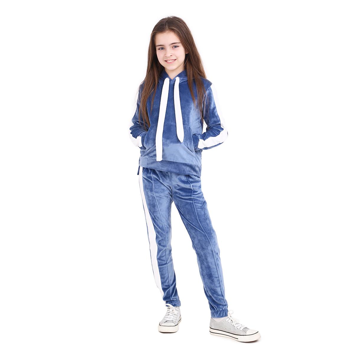 Спортивный костюм для девочки Timbo Emmy K044613 голубой