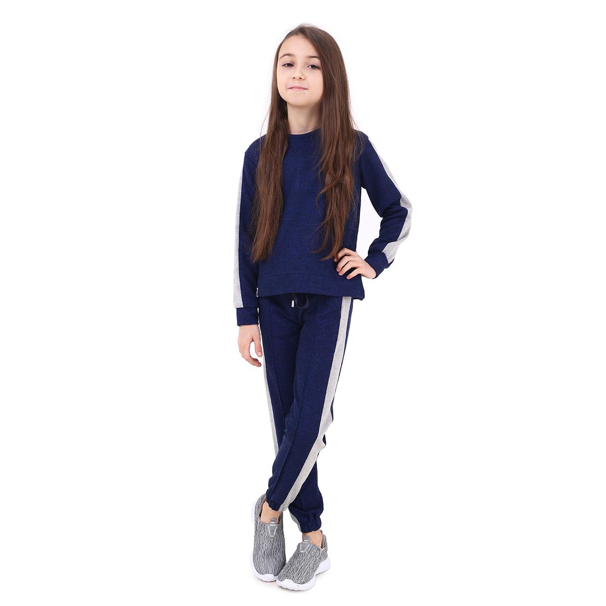 Спортивный костюм для девочки Timbo Martha K045160 синий