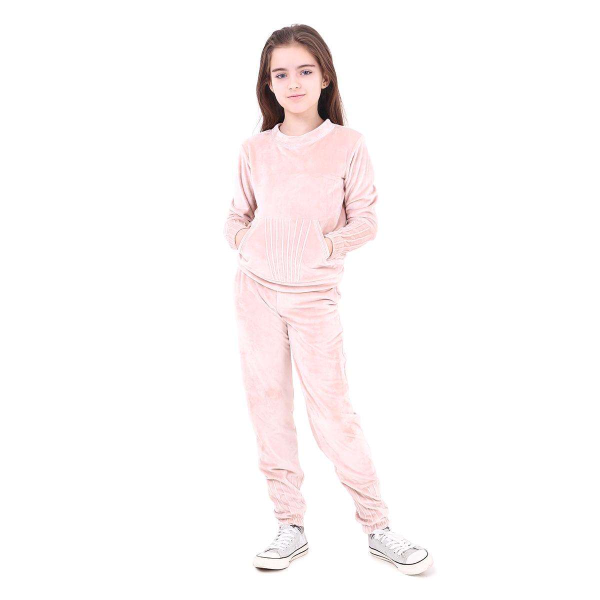 Спортивный костюм для девочки Timbo Viola K044620 розовый