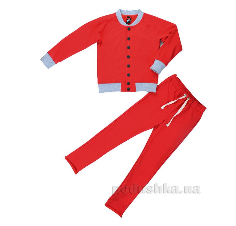 Спортивный костюм Flipper Timbo К010183 красный