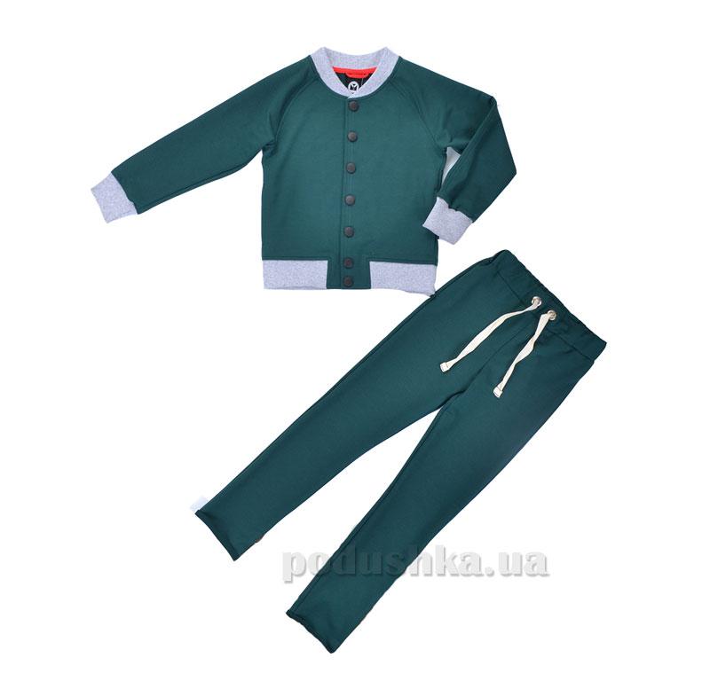 Спортивный костюм Flipper Timbo К010184 зеленый