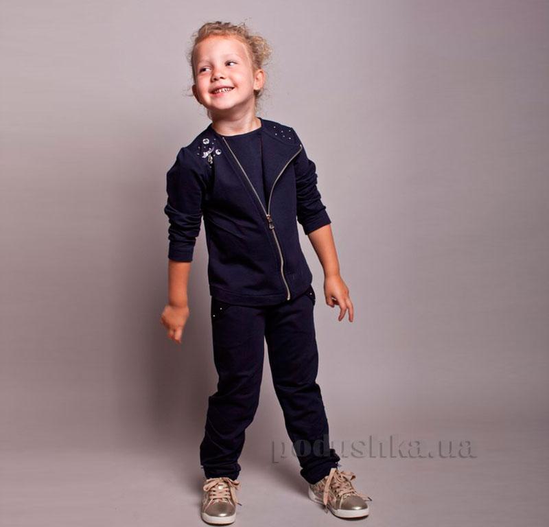 Спортивный костюм Косуха Kids Couture 10-005 темно-синий